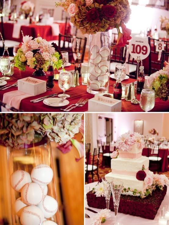 baseball, baseball… wedding