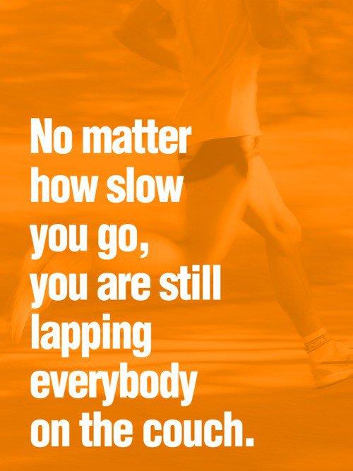 Exercise motivation!