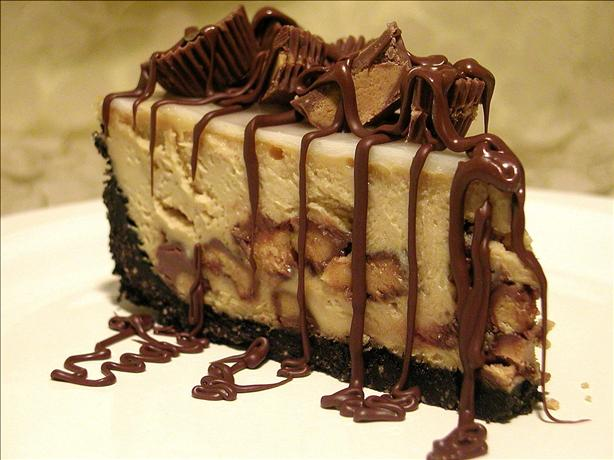 Peanut butter cheese cake