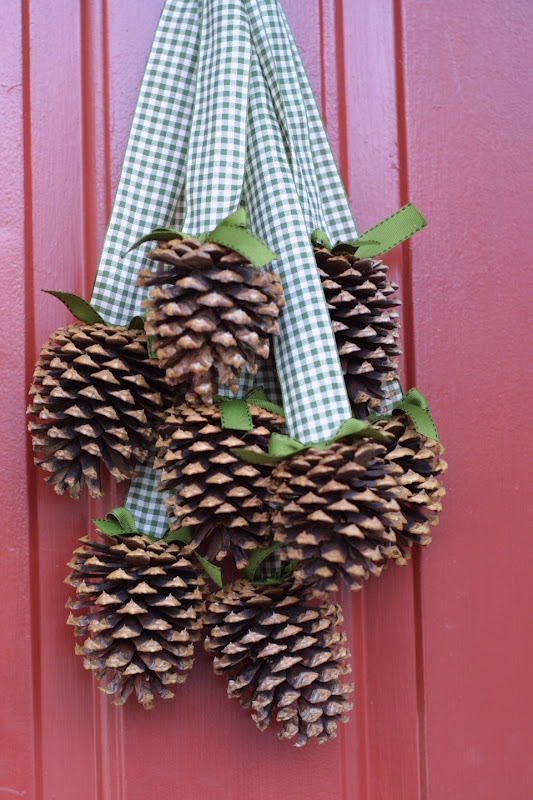 Pinecone Cluster