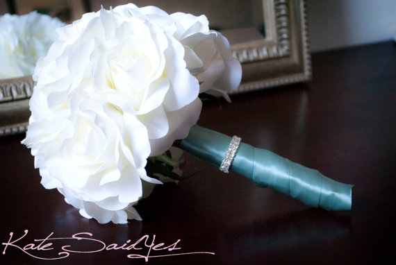 Tiffany Blue Bouquet