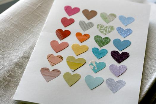 Easy to make DIY Love card