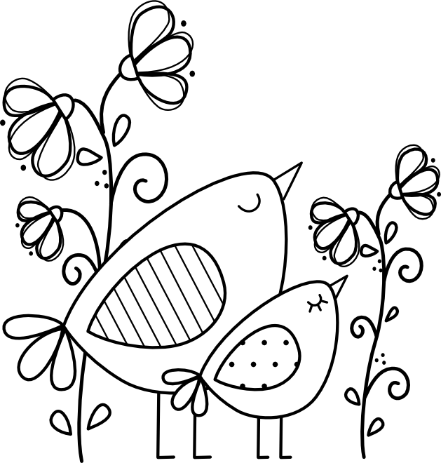 Dreaming Birds – Freebie!