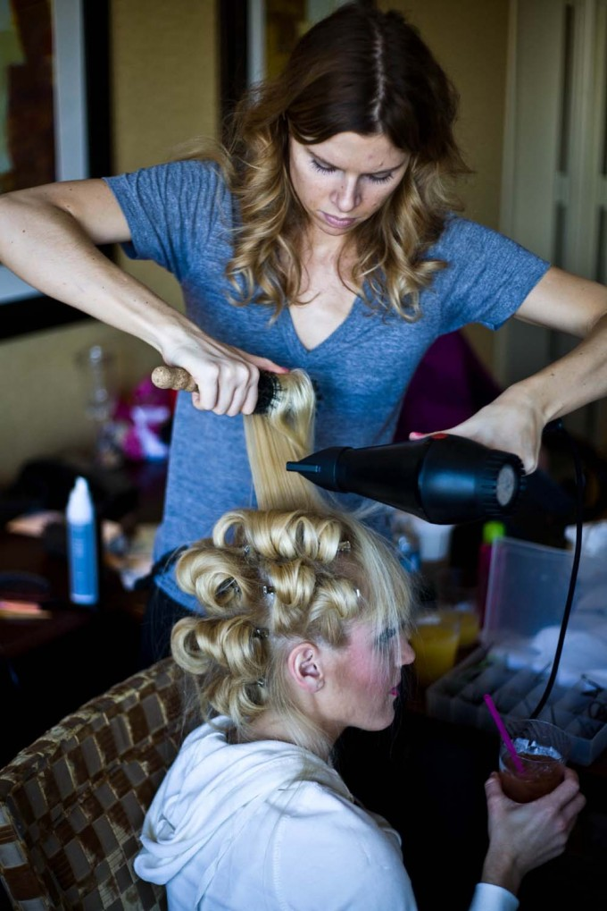 hairdresser on fire / fantastic blog about all things hair. I will try some of t