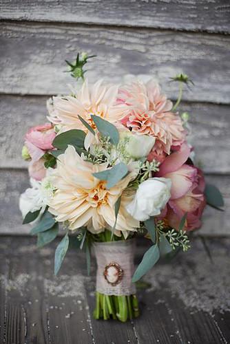 Perfect Dahlia Bouquet