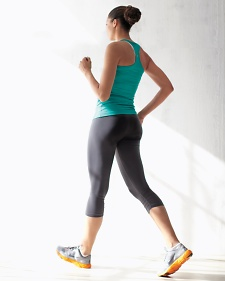 Boost your mood and energy with a quick 15-minute walk. #fitness #health
