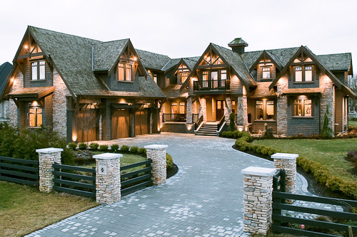 39 Most Amazing Celebrity Homes