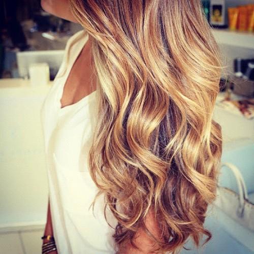 Pretty soft curls