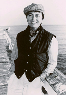 Monique Wittig (July 13, 1935 – January 3, 2003) was a French author and f