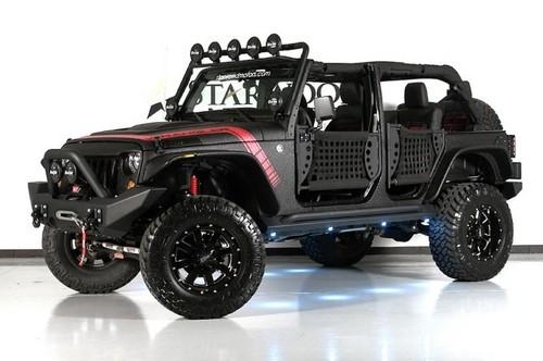 Jeep : Wrangler Unlimited El