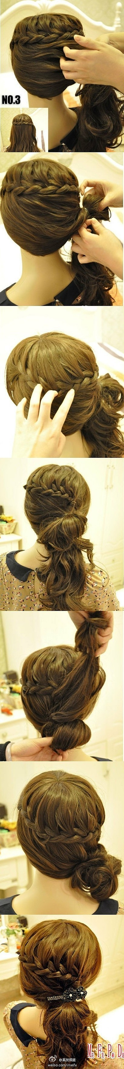 can't get enough of braids :)