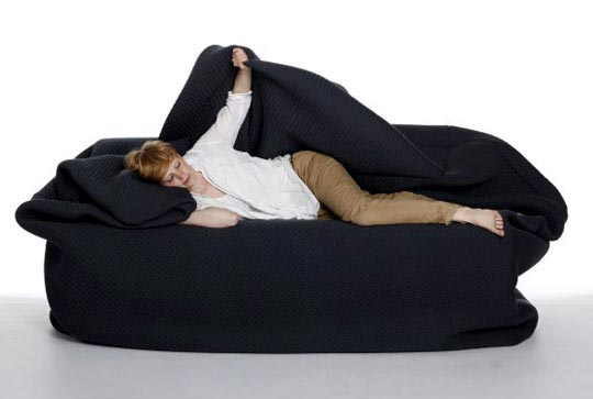 Moody Chair – huge bean bag