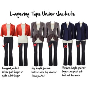 20 style tips on how to layer your clothes