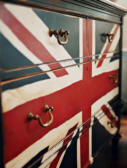 Union Jack home decorating ideas