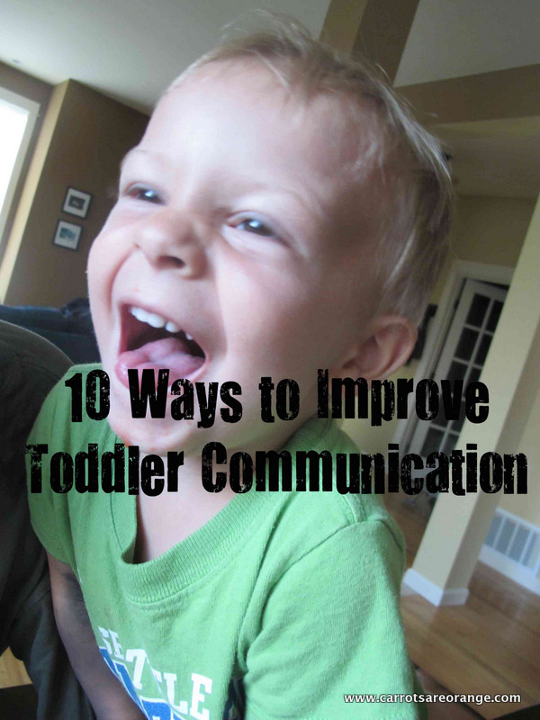 10 Ways to Improve Toddler Communication – Thoughts on ideas from a Montessori e
