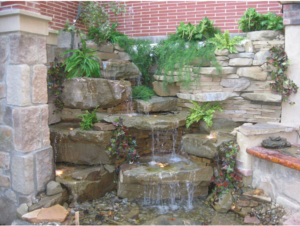 The Wall Pondless Waterfall