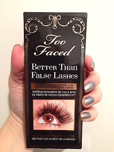 Too Faced Better Than False Lashes