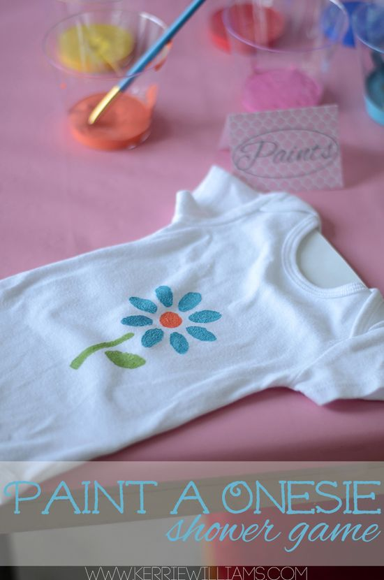 Baby Shower Games that are fun for everyone!