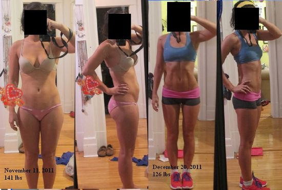 30 Day Shred…meals and workouts….pre wedding workout!!