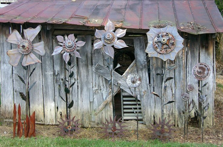 Metal Art Ideas