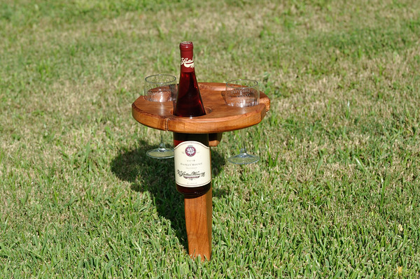 Woodworking Wine Projects