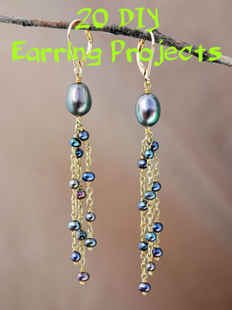 20 DIY Earring Projects