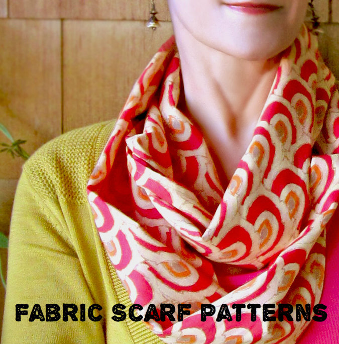 Free Fabric Scarf Patterns