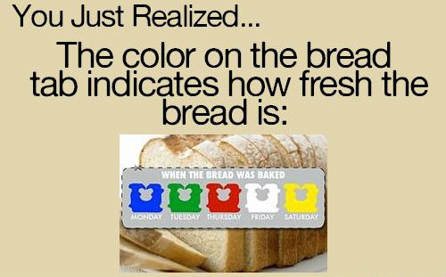 DIY Ideas: How Fresh Bread Is