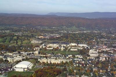 Virginia Tech, Blacksburg, VA….home.