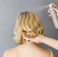 Few Easy short hair updo tutorials