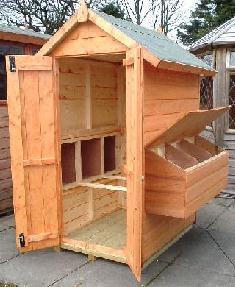 the chicken shack