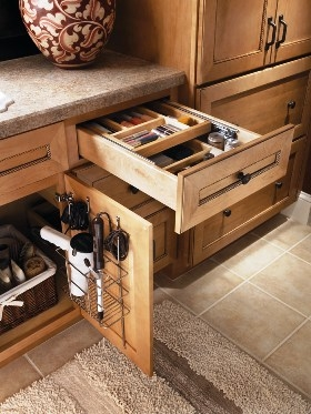 bathroom organization ideas