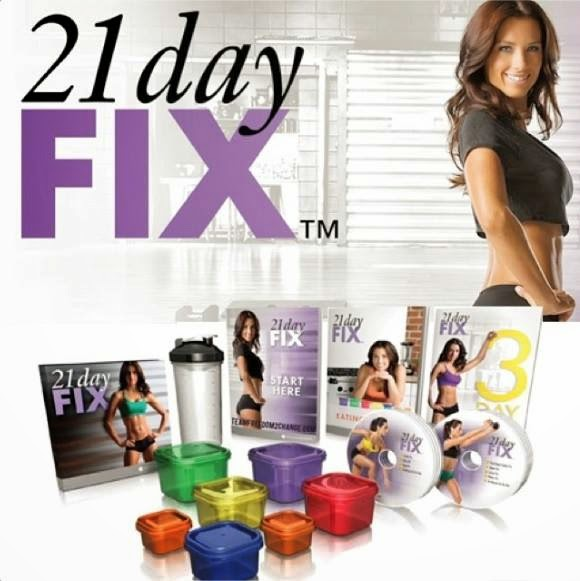 Fitness: 21 Day Fix – Week 1 Menu