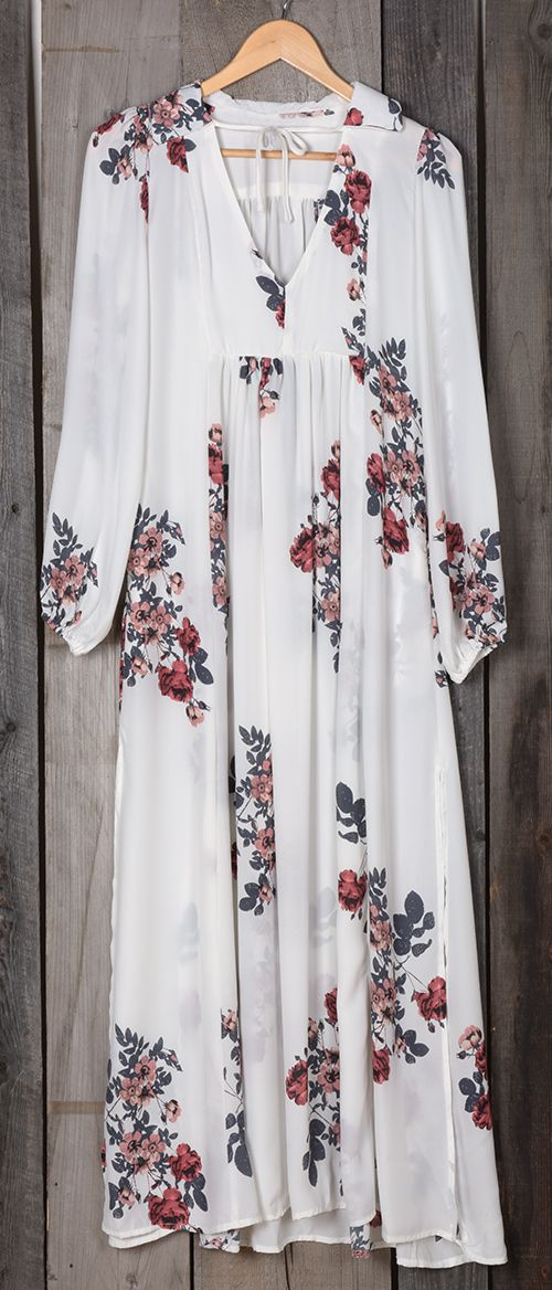 Casual long dress from Cupshe