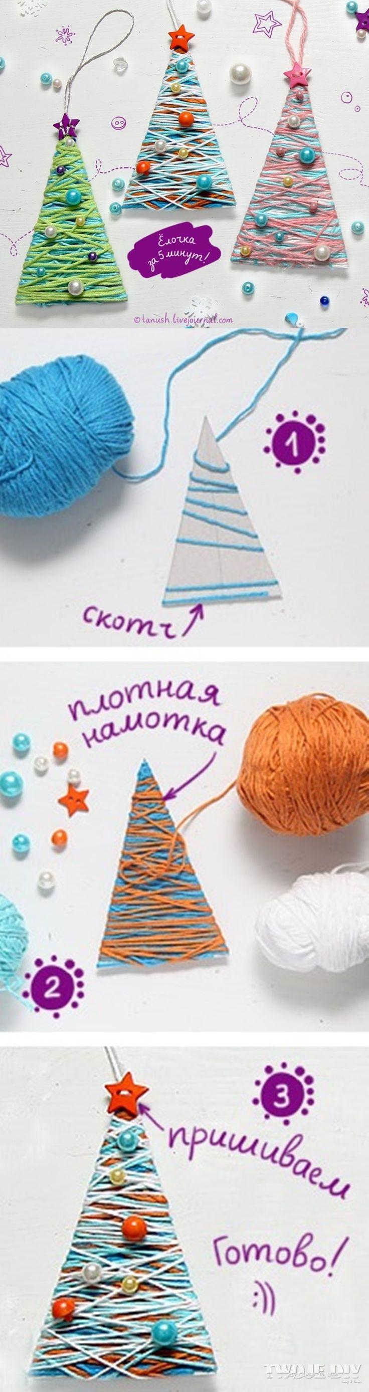 Best DIY Christmas Tree Ideas