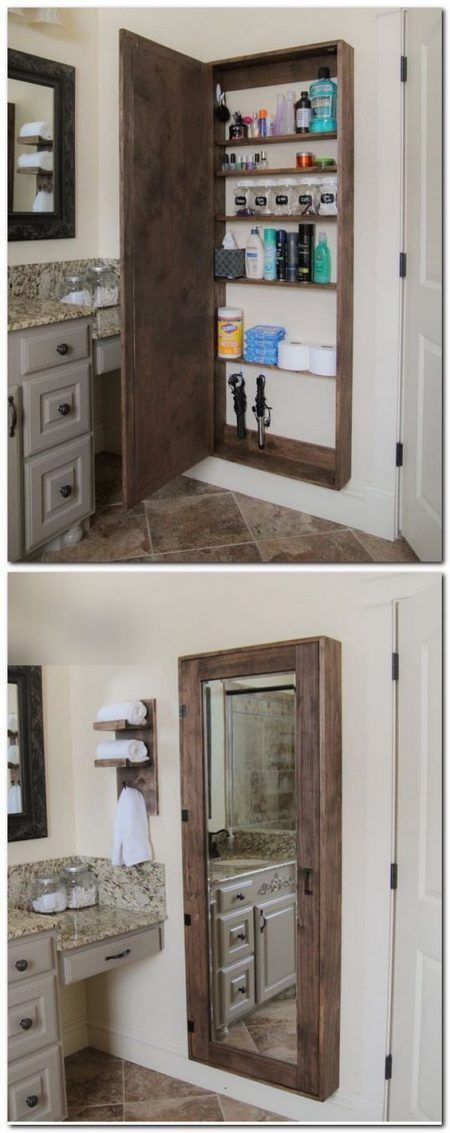 17 Pallet Projects for The Bathroom – These are all awesome DIY projects