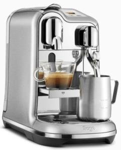 Sage Creatista Pro Nespresso Machine.