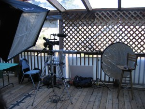 How to interview setup
