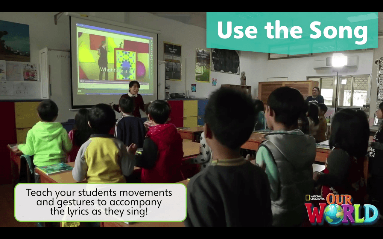 Using Songs To Teach English To Young Learners Teyl