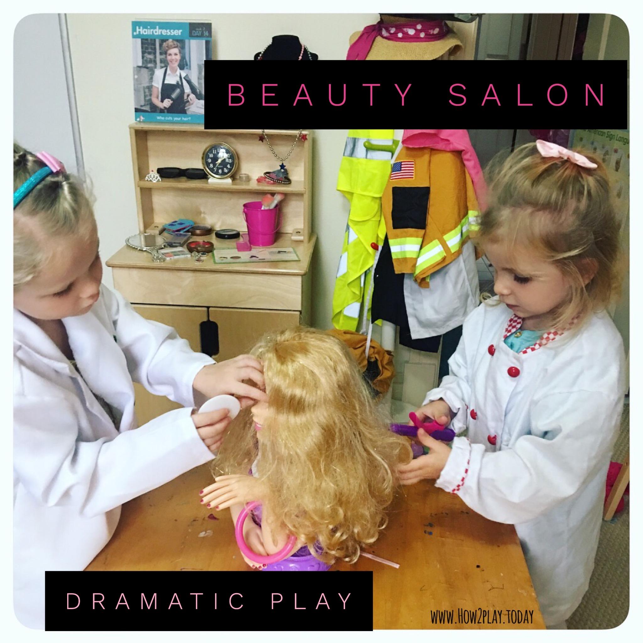 Beauty Salon How2playday