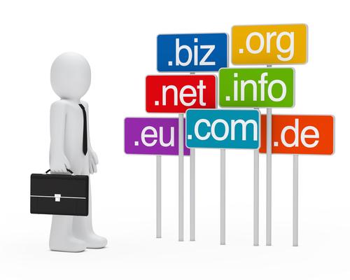 Избор на разширение за домейна