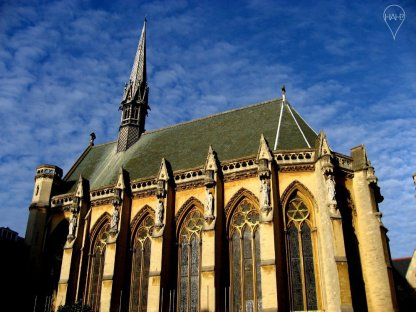 Exeter College Oxford is known for its chapel choir.
