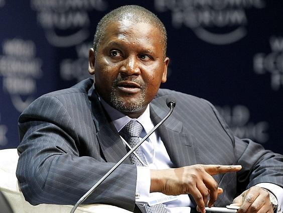 Dangote, Aliko Dangote, Africa's Richest Man