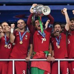 Portugal team wins Euro 2016