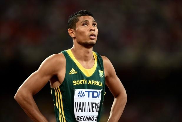 Wayne Van Niekerk