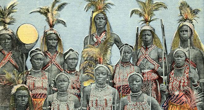 Dahomey Warrior Women