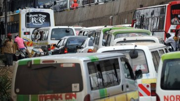 Uber and Little Cab's Battle to Control the Streets of Nairobi