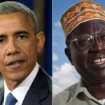 Barrack Obama's Half Brother, Releases Forged Certificate ,President Was Born In Kenya