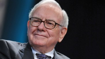 picture of Warren Buffett