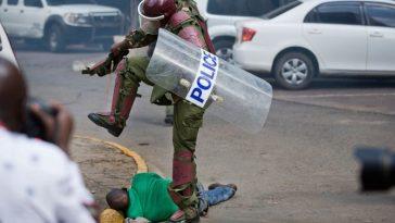 kenyan police brutality